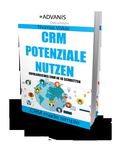 Buch CRM Potenziale nutzen